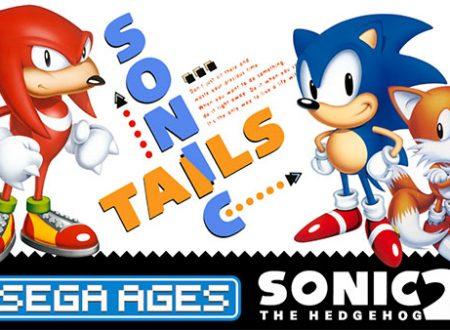 Sega Ages Puyo Puyo Tsu e Sonic the Hedgehog 2, in arrivo il 20 febbraio sull'eShop di Nintendo Switch