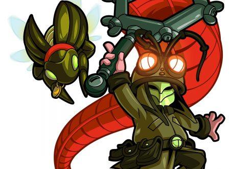 Shovel Knight Dig: svelata la presenza di Hive Knight, titolo in arrivo nel 2021 su Nintendo Switch