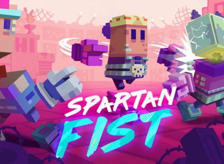Spartan Fist: uno sguardo in video al titolo dai Nintendo Switch europei