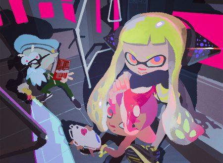 Splatoon 2: pubblicata una speciale illustrazione di San Valentino di Nintendo
