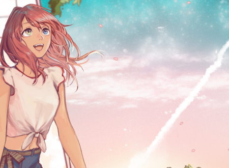 Summer at the Edge of the Universe: la visual novel in arrivo nel 2021 su Nintendo Switch