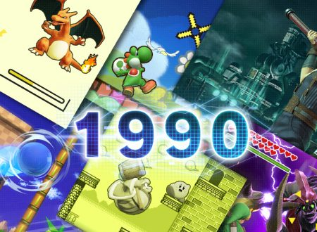 Super Smash Bros. Ultimate: svelato l'arrivo del torneo: Combattere negli anni '90