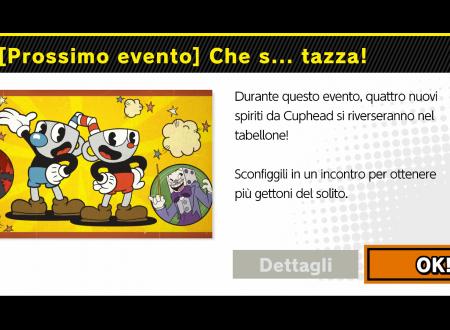 Super Smash Bros. Ultimate: svelato l'arrivo dell'evento degli spiriti: Che s… tazza!