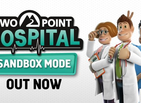 Two Point Hospital: la Sandbox Mode ora disponibile sui Nintendo Switch europei