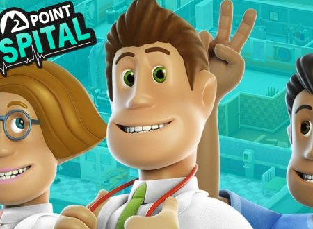 Two Point Hospital: uno sguardo in video al gestionale dai Nintendo Switch europei