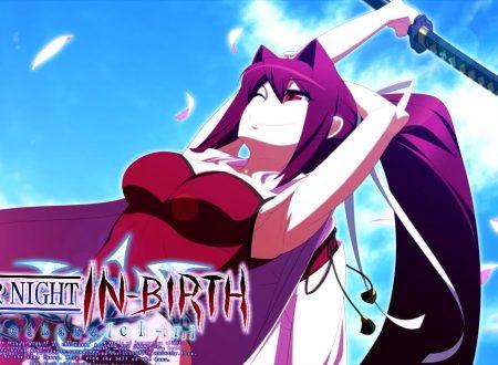 Under Night In-Birth Exe:Late[cl-r]: uno sguardo in video al titolo dai Nintendo Switch europei