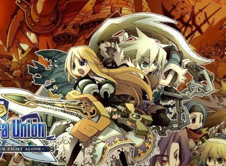 Yggdra Union: We'll Never Fight Alone, il titolo per GBA di ritorno il 5 marzo sui Nintendo Switch giapponesi