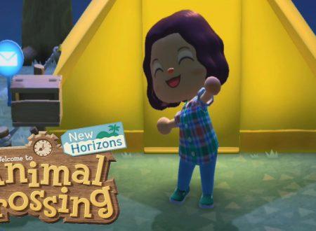 Animal Crossing: New Horizons, i nostri primi 47 minuti di gameplay sull'isola deserta dai Nintendo Switch europei