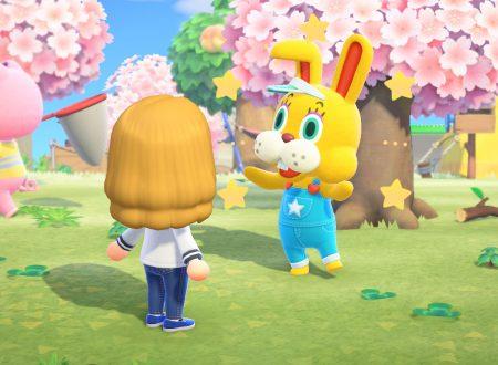 Animal Crossing: New Horizons, l'evento Caccia all'uovo di Ovidio in arrivo ad aprile nel titolo