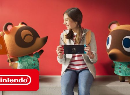Animal Crossing: New Horizons, pubblicato lo spot americano: Your Personal Island Paradise
