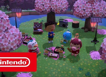 Animal Crossing: New Horizons, pubblicato lo spot italiano, Tanti nuovi amici!