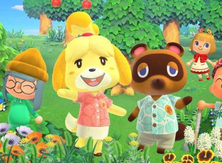 Animal Crossing: New Horizons, ora disponibile la versione 1.1.2 sui Nintendo Switch europei