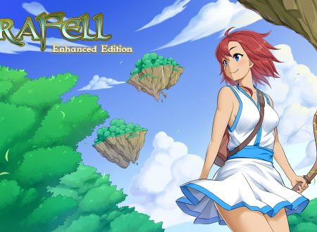 Ara Fell: Enhanced Edition, uno sguardo in video al JRPG ispirato all'era 16-Bit dai Nintendo Switch europei