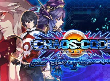 Chaos Code: New Sign of Catastrophe, uno sguardo in video al titolo dai Nintendo Switch europei
