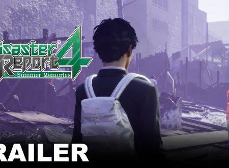 Disaster Report 4: Summer Memories, pubblicato un nuovo trailer sulle scelte