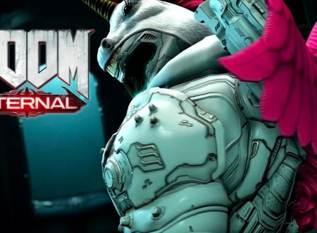Doom Eternal: pubblicato il nuovo trailer, Personalize Your DOOM Slayer