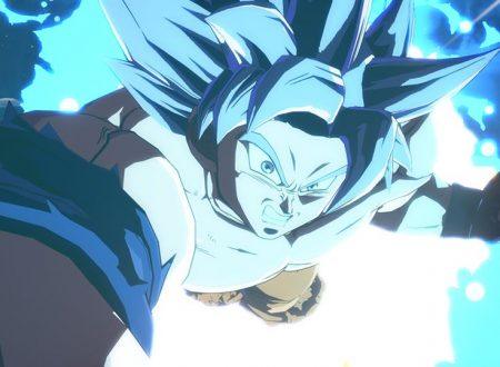 Dragon Ball FighterZ: pubblicati dei nuovi screenshots dedicati a Goku Ultra Istinto