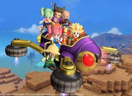 Dragon Quest Builders 2: il titolo aggiornato alla versione 1.7.3 su Nintendo Switch