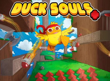 Duck Souls+: uno sguardo in video al titolo dai Nintendo Switch europei