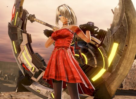 God Eater 3: la versione 2.50 è ora disponibile sui Nintendo Switch europei