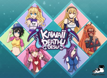 Kawaii Deathu Desu: il titolo in arrivo il 16 aprile sull'eShop di Nintendo Switch