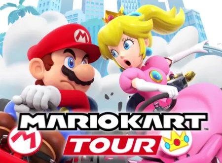 Mario Kart Tour: il titolo aggiornato alla versione 2.1.1 su Android e iOS