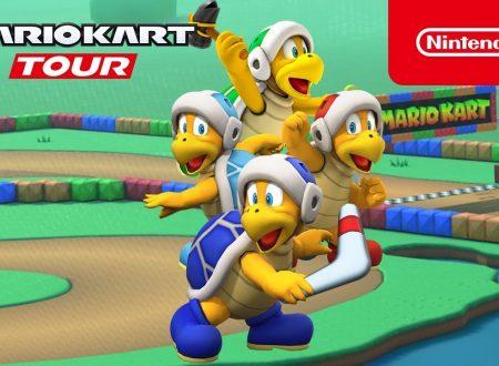 Mario Kart Tour: pubblicato il trailer dedicato al Tour Martelkoopa, ora nel titolo mobile