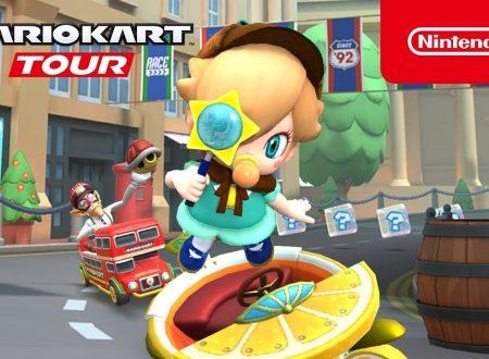 Mario Kart Tour: svelato l'arrivo immediato del Tour di Baby Rosalinda