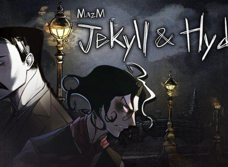 MazM: Jekyll and Hyde: uno sguardo in video al titolo dai Nintendo Switch europei