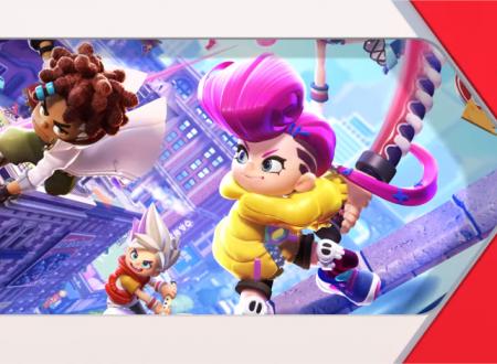 Ninjala: il free-to-play sarà disponibile il 27 maggio sull'eShop di Nintendo Switch