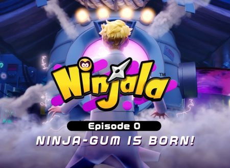 Ninjala: pubblicato l'episodio 0 del CG movie di GungHo Online Entertainment