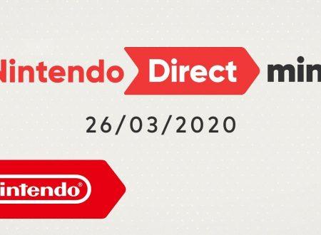 Nintendo Direct Mini: pubblicato il video con tutte le novità in arrivo su Nintendo Switch