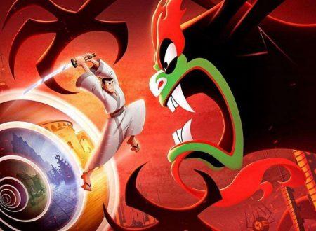 Nintendo Switch: svelati i filesize di Lost Horizon, Samurai Jack: Battle Through Time ed altri titoli
