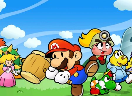 Nintendo Switch: un rumor rivela il possibile arrivo di remaster dalla serie Super Mario, assieme ad un nuovo Paper Mario