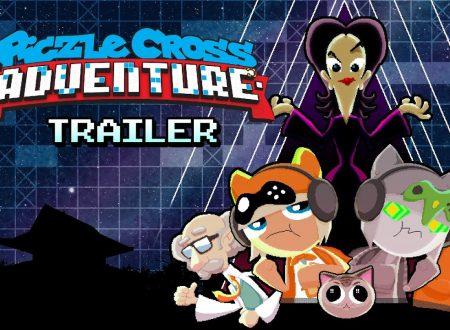 Piczle Cross Adventure: il titolo in arrivo il 9 aprile sull'eShop di Nintendo Switch