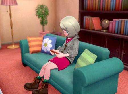 Pokèmon Spada e Scudo: titoli aggiornati alla versione 1.1.1 sui Nintendo Switch europei