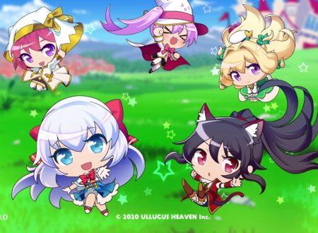 Puchitto Cluster: il puzzle game in arrivo il 2 aprile sui Nintendo Switch nipponici