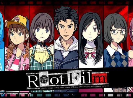 Root Film: il titolo rinviato al 30 luglio sui Nintendo Switch giapponesi