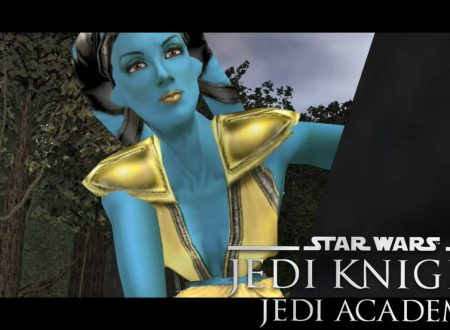 STAR WARS Jedi Knight: Jedi Academy, uno sguardo in video al titolo dai Nintendo Switch europei