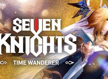 Seven Knights: Time Wanderer, il titolo in arrivo a giugno sull'eShop di Nintendo Switch