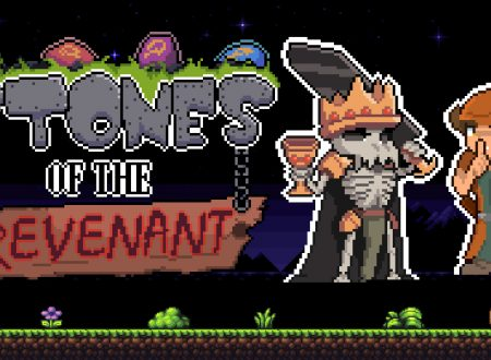 Stones of the Revenant: uno sguardo in video al titolo dai Nintendo Switch europei