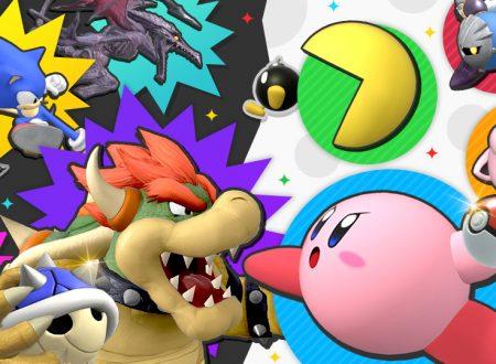 Super Smash Bros. Ultimate: svelato l'arrivo del torneo: Rotondità contro aculei