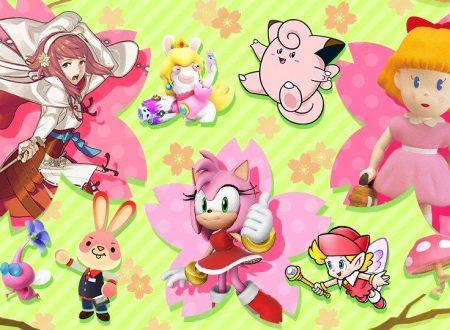 Super Smash Bros. Ultimate: svelato l'arrivo dell'evento degli spiriti: Rosa e' bello