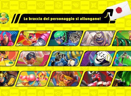 Super Smash Bros. Ultimate: uno dei personaggi di ARMS sarà nel roster del titolo