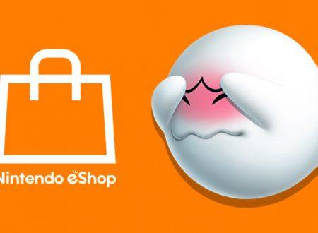 Svelata una nuova manutenzione per il Nintendo eShop la prossima settimana