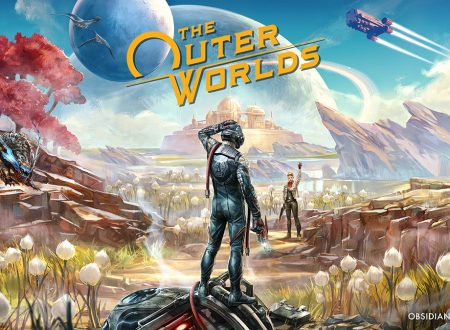 The Outer Worlds: il titolo in arrivo il 5 giugno sull'eShop di Nintendo Switch