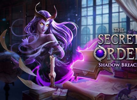 The Secret Order: Shadow Breach, uno sguardo in video al titolo dai Nintendo Switch europei