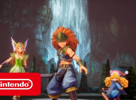 Trials of Mana: pubblicato un trailer dedicato alla demo su Nintendo Switch