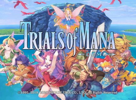 Trials of Mana: uno sguardo in video gameplay ai primi 53 minuti della demo su Nintendo Switch