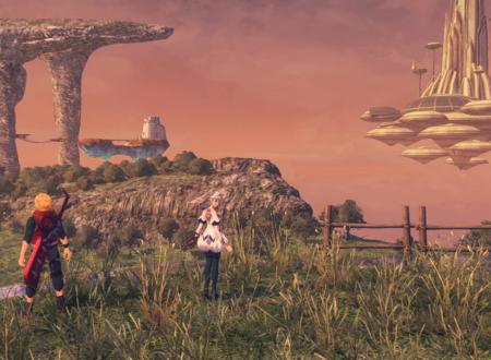 Xenoblade Chronicles Definitive Edition: il titolo listato sull'eShop di Nintendo Switch con nuovi screenshots